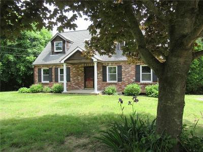 Westerly Single Family Home For Sale: 4 Sherwood Dr