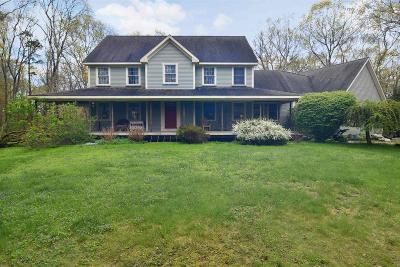 Exeter Single Family Home For Sale: 55 Brookridge Dr
