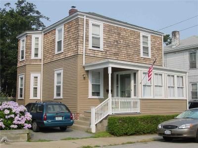 Newport Single Family Home Act Und Contract: 20 Tilley Av