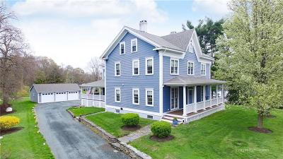 North Kingstown Single Family Home For Sale: 580 North Quidnessett Rd