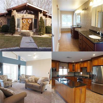 Smithfield Single Family Home For Sale: 151 Harris Rd