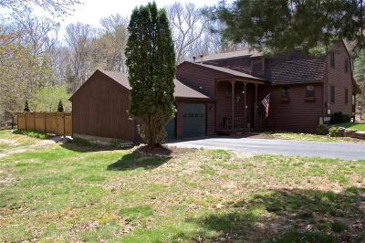 Exeter Single Family Home Act Und Contract: 291 Widow Sweets Rd