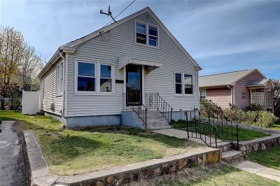 Cranston Single Family Home Act Und Contract: 166 Midwood St