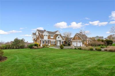 Warwick Single Family Home For Sale: 53 Port Cir