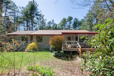 Richmond Single Family Home Act Und Contract: 24 Crestmont Dr