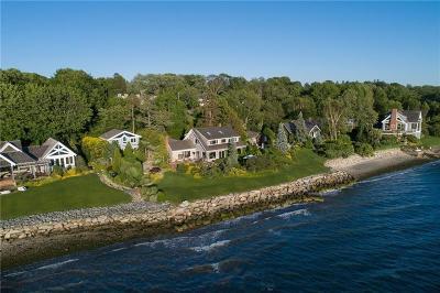 Bristol Single Family Home For Sale: 73 - 79-91 Shore Rd