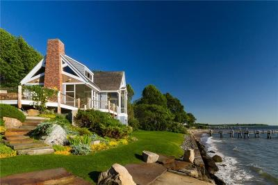 Bristol Single Family Home For Sale: 73 Shore Rd