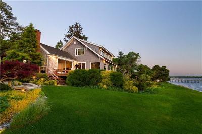 Bristol Single Family Home For Sale: 79 - 85 Shore Rd
