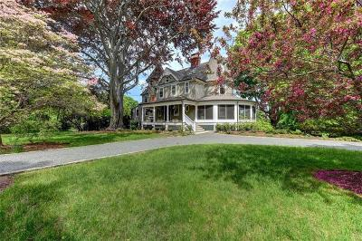 Barrington Single Family Home For Sale: 298 Rumstick Rd