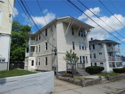 Woonsocket Multi Family Home For Sale: 289 - 291 Ward St