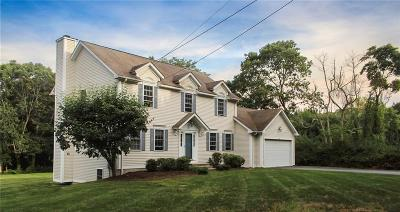 East Greenwich Single Family Home For Sale: 98 Tillinghast Rd