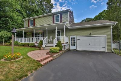 West Warwick Single Family Home Act Und Contract: 67 Nicole Dr