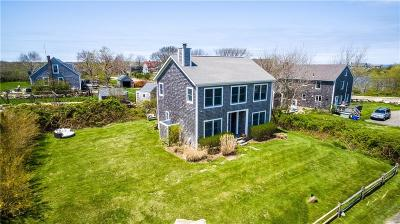 Block Island Single Family Home For Sale: 1257 High St