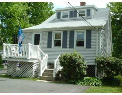 Middletown Single Family Home For Sale: 1785 West Main Rd