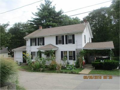 Coventry Multi Family Home Act Und Contract: 46 Capwell Av