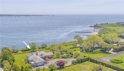 Narragansett Single Family Home For Sale: 60 North Cliff Dr