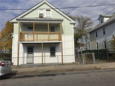 Central Falls Multi Family Home For Sale: 35 King St