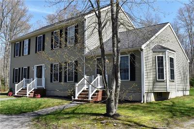 Tiverton Single Family Home For Sale: 146 Michaels Lane