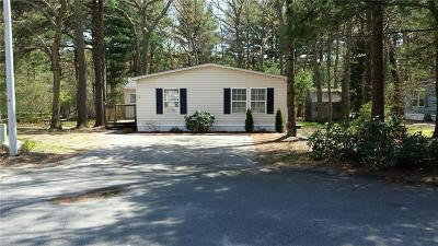 Coventry Single Family Home For Sale: 71 Lear Dr