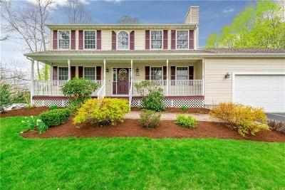 North Providence Single Family Home For Sale: 698 Smithfield Rd