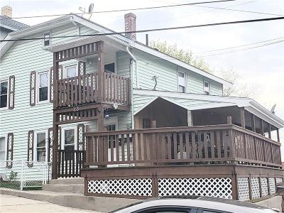 Woonsocket Multi Family Home For Sale: 23 Cottage St