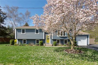 North Kingstown Single Family Home Act Und Contract: 5 Adelina Dr