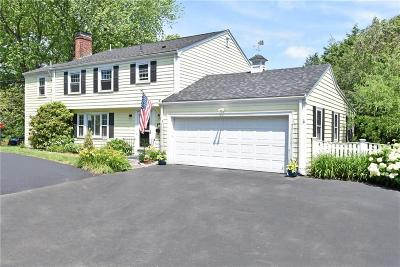 Bristol County Single Family Home For Sale: 282 Nayat Rd