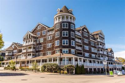 Jamestown Condo/Townhouse For Sale: 53 Conanicus Av, Unit#3e #3E