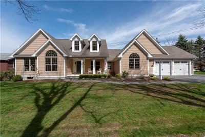 Bristol County Single Family Home Act Und Contract: 66 Ferry Rd