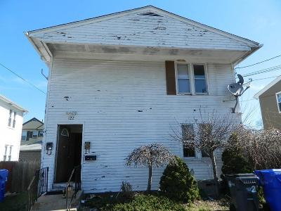 Multi Family Home Act Und Contract: 122 Mercy St
