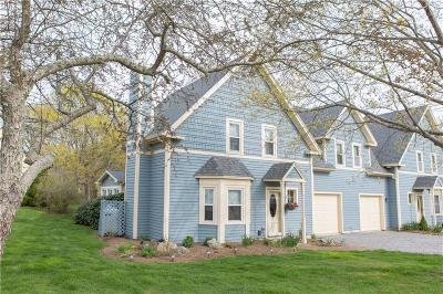 Westerly Condo/Townhouse For Sale: 2 Gull Ter
