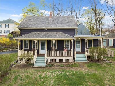 West Warwick Single Family Home For Sale: 40 Friendship St