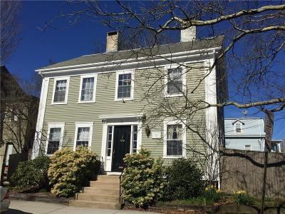 Newport Single Family Home For Sale: 49 Farewell St