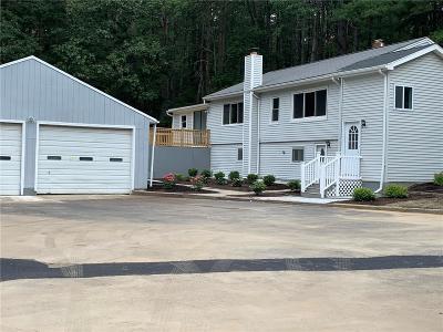 Smithfield Single Family Home For Sale: 460 Douglas Pike