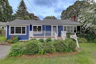 Barrington Single Family Home For Sale: 14 Milton Rd