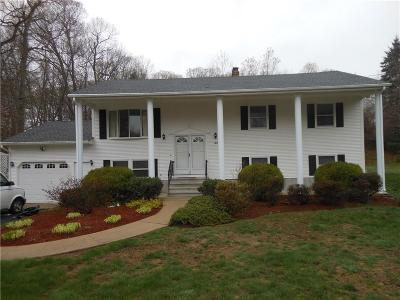 Glocester Single Family Home For Sale: 100 Shaw Dr