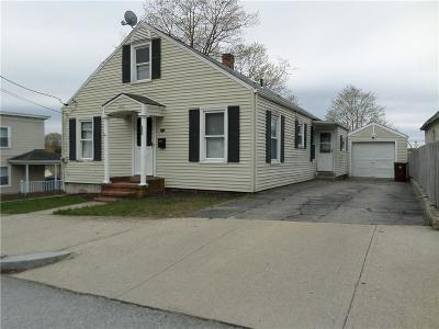 Woonsocket Single Family Home Act Und Contract: 245 Grand St