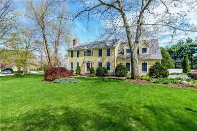 North Kingstown Single Family Home For Sale: 185 Wickham Rd