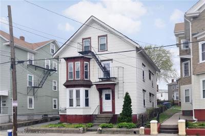 Pawtucket Multi Family Home For Sale: 819 Main Street