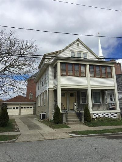 Cranston Multi Family Home Act Und Contract: 11 - 13 Branch Av