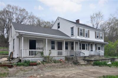 North Smithfield Single Family Home For Sale: 927 Great Rd