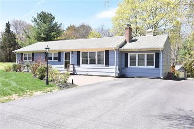 North Kingstown Single Family Home Act Und Contract: 40 Sunnybrook Dr