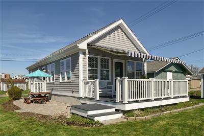 Narragansett Single Family Home For Sale: 64 - 98 Burnside Av