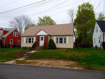 North Kingstown Multi Family Home Act Und Contract: 10 - 12 Preston Dr