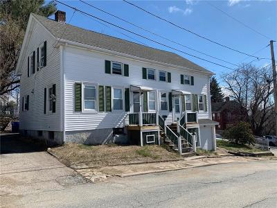 West Warwick Multi Family Home For Sale: 5 Nobile St