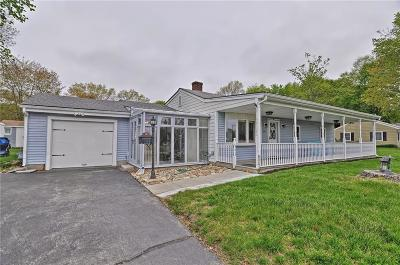 Bristol County Single Family Home For Sale: 65 Middle Hwy