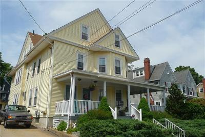 Cranston Multi Family Home Act Und Contract: 53 - 55 Strathmore Rd