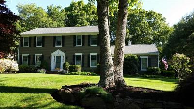 North Kingstown Single Family Home Act Und Contract: 7 Naushon Ct
