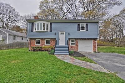Bristol County Single Family Home For Sale: 35 Dreadnaught Av