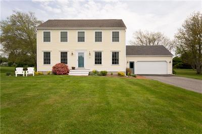 Portsmouth Single Family Home For Sale: 131 Sweet Farm Rd
